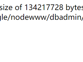 kangle easypanel phpmyadmin 错误解决